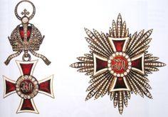 Leopold Order, Grand Cross sash badge and star, with diamonds.
