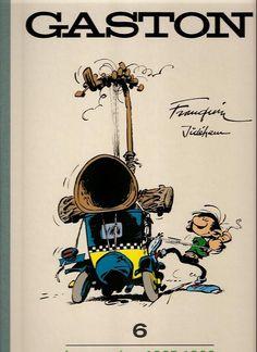 Gaston - L'âge d'or de Gaston (Le Soir) -6- Les années 1965-1966 - BD