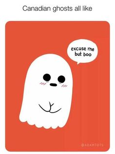 Ghosts and the darkness are the all time favorite fears.But fear can turn into fun too. So here are Ghost Memes That Are Too Funny For Words. Memes Humor, Funny Memes, Jokes, Spongebob, Funny Cute, Hilarious, Chibi Kawaii, Cute Ghost, Cute Drawings