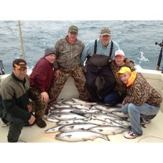 Winthrop Harbor, IL - Kinn's Sport Fishing www.kinnskatch.com