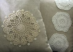 Many things to do with doilies from grandma