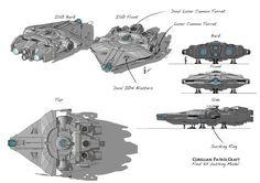 Corellian patrol craft Spaceship Drawing, Spaceship Art, Spaceship Design, Ship Map, Star Wars Spaceships, Starship Concept, Star Wars Vehicles, Galactic Republic, Star Wars Concept Art