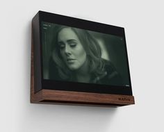 We hand-built Nativ Vita in small production lots and only use exclusive materials. The elegant enclosure slides easily out of its wooden stand and can be placed on the wall with the beautiful wall-mount.  https://www.indiegogo.com/projects/nativ-high-res-music-system-touchscreen-control#/