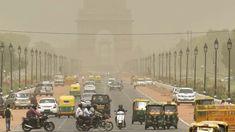 India Delhi residents choke as dust blankets capital - BBC News Air Pollution In India, Delhi Pollution, New Delhi, Delhi India, India Gate, Love Again, Asia, World, City