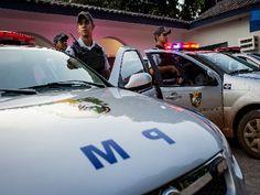 Polícia Militar prende terrorista procurado pela Polícia Federal