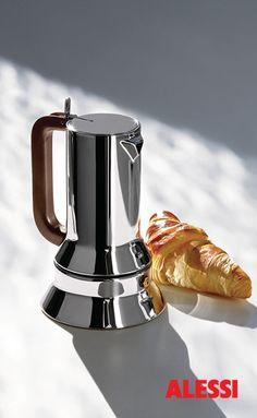 9090 - espresso coffee maker, Richard Sapper, 1980 #alessi #design