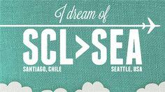 SCL > SEA