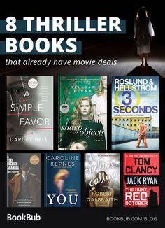 thriller books with movie deals thrillers_a