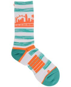 Strideline Miami City Socks | #strideline socks @Strideline Socks