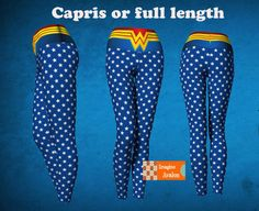 Rubber Rain Boots, Cool Outfits, My Etsy Shop, Wonder Woman, Leggings, Superhero, Clothes For Women, Stars, Trending Outfits