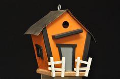Company Logo Colors Birdhouse - $55.00