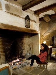 (Foto: Andrea Wyner/ The New York Times) Vogue, York, Times, Home Decor, Fireplace Set, Interiors, Houses, Decoration Home, Room Decor