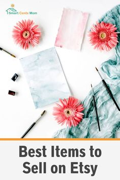 Do you want to start a craft business as a stay at home mom? Making and selling handmade crafts in high demand is a great opportunity for creatives to make extra money! Etsy Crafts, Handmade Crafts, Fun Crafts, Handmade Items, Make Money Blogging, Make Money From Home, Way To Make Money, Online Side Jobs, Local Craft Fairs