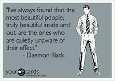 So true... Daemon