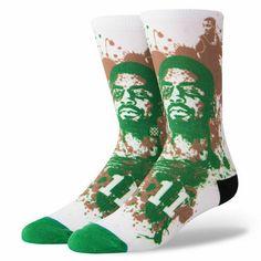 Mens Athletic Cushion Crew Sock Boho Classic Paisley Design Long Sock Casual