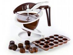 Per fare dei deliziosi cioccolatini