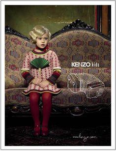 Kenzo kids clothing - http://www.kenzo.com/en/home