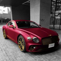Luxury Sports Cars, Top Luxury Cars, Bentley Sport, Bentley Gt, Bentley Truck, Bentley Motors, Bentley Continental Gt, Dream Cars, Lux Cars