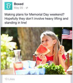 memorial day social posts