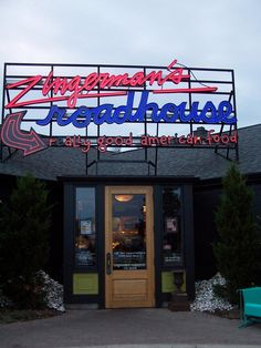 Zingerman's Roadhouse. If you're ever in Ann Arbor, you must go! Their mac and cheese is insanely good.