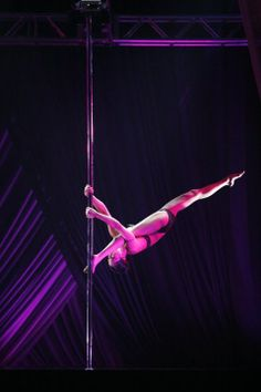 How Natasha Wang became a pole dancing champion in her 30s…with no previous exercise experience. | REPINNED