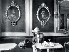 Gianni Berengo Gardin,Caffè Florian, Venezia