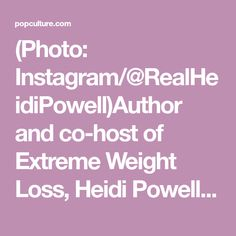 (Photo: Instagram/@RealHeidiPowell)Author and co-host of Extreme Weight Loss, Heidi Powell, shares her best tips for moms who want to get rid of their 'mommy pooch.' Check them out below!If you've had a C-section or a hysterectomy, and you are struggling with the surgical battle wounds, this [...]