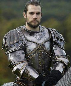 Henry Cavil in Tudors