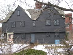 The John Ward House was built circa 1684, the John Ward house is one of the finest 17th century houses extant in New England.