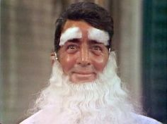 Dean Martin - one of his Xmas specials on the Dean Martin Show. undated