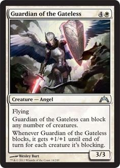 Magic: the Gathering - Guardian of th... $0.01