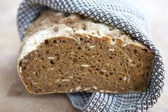 Палео Хлеб изо Льна или Кето Хлеб
