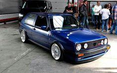 Volkswagen Golf GTI BBS