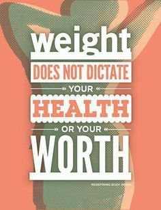 Weight does not dictate your health or your worth motivation Body Love, Loving Your Body, Nice Body, Now Quotes, Diet Quotes, Positive Body Image, Thing 1, Fitness Motivation Quotes, Workout Motivation