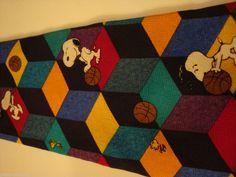 PEANUTS Snoopy Basketball Neck Tie  #Peanuts #NeckTie @Snoopy #Snoopy #ebay