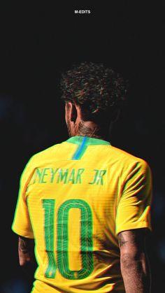 The one and only, Neymar JR. Brazil Football Team, Neymar Football, Best Football Players, Soccer Players, Cr7 Messi, Cr7 Ronaldo, Lionel Messi, Cristiano Ronaldo, Neymar Barcelona