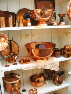 Cool vintage copper