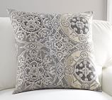 Jacquelyn Print Pillow Cover