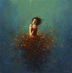 Beautiful Jimmy Lawlor Paintings..!! Like it..??