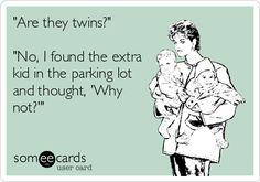 LOL. twins ecard