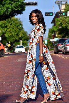 African Shirt Dress, African Print Shirt, African Wear Dresses, African Fashion Ankara, Latest African Fashion Dresses, African Print Fashion, African Attire, African Outfits, Modern African Fashion