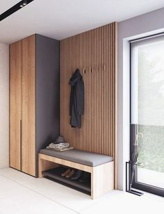 Foyer Design, Hallway Designs, Home Room Design, Home Interior Design, Hallway Ideas, Luxury Kitchen Design, Entrance Design, Kitchen Interior, Home Entrance Decor