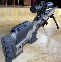 Remington 700 Arch Angel Chassis