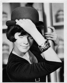 Linda Thorson (played Tara King in the old Avengers)