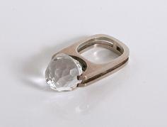 SEASONAL SPARKLER !, Ring designed by Rey Urban Sweden 1970s