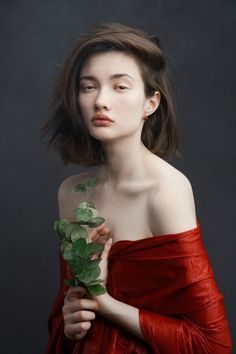 Photograph 189 by Mikhail Shestakov on Dark Portrait, Hand Reference, Belleza Natural, Spring Colors, Black Velvet, Portrait Photography, In This Moment, Female, Beautiful