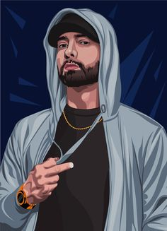 Eminem among the 10 Best Present American Rappers Eminem Wallpapers, Dope Wallpapers, Cute Cartoon Wallpapers, Arte Do Hip Hop, Hip Hop Art, Dope Cartoon Art, Dope Cartoons, Caricature, Eminem Rap