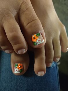 Toe Nail Designs, Toe Nails, Manicure, Hair Beauty, Nail Art, Pretty Pedicures, Designed Nails, Gorgeous Nails, Toenails Painted