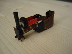 Fowler B6 crane engine, foto 2.