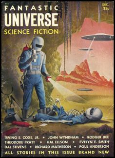 Fantastic Universe scifi